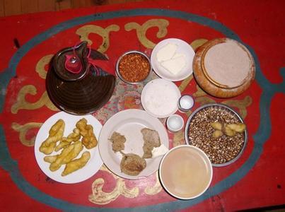 西藏旅游必赏美食